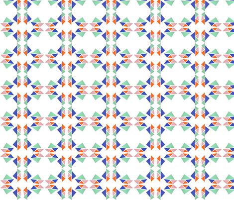 triangle_30 fabric by studiojelien on Spoonflower - custom fabric