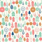 little summer village