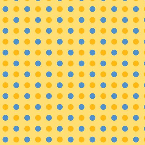 Beanie Spots fabric by shelleymade on Spoonflower - custom fabric