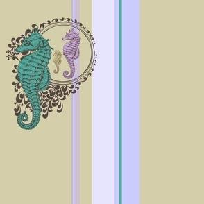 Seashell Horse
