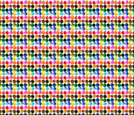 aquarelle_arc_en_ciel_S fabric by nadja_petremand on Spoonflower - custom fabric