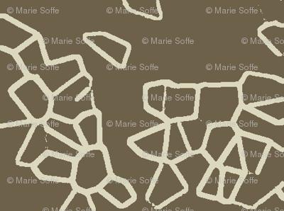 Crystal Split Mud Linen