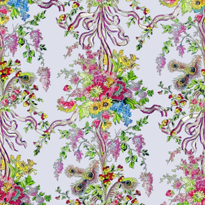 Rococo: Marie Antoinette's Boudoir - Embroidered