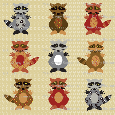 A Racoon patch