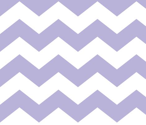chevron lg light purple fabric by misstiina on Spoonflower - custom fabric
