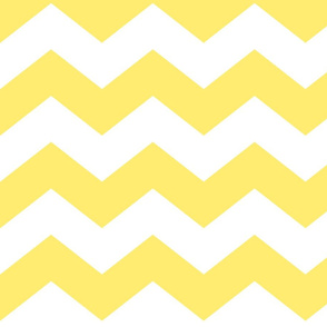 chevron lg lemon yellow