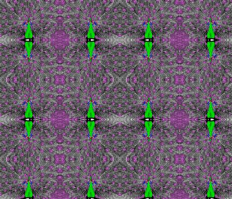 peacock fabric by romi_vega on Spoonflower - custom fabric