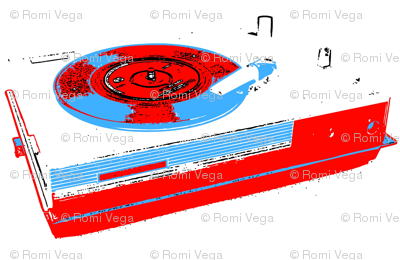 Turn Tables Record Player