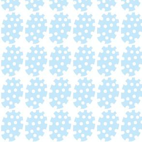 Spotty Dot (lt sky)