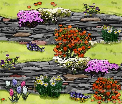 Spring_Time_Wall_Garden_Cc