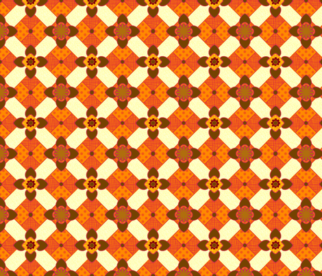 sunny argyle fabric by keweenawchris on Spoonflower - custom fabric
