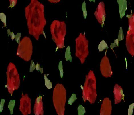 ROSE NEBULA fabric by bluevelvet on Spoonflower - custom fabric