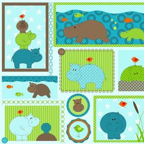 Hippo-Birdie