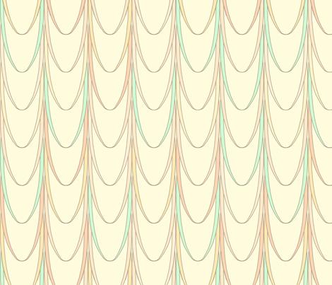 Garland (tuscon) fabric by anna_gregory on Spoonflower - custom fabric