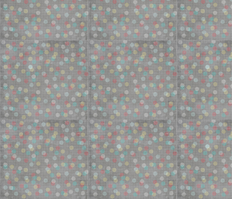 Pale Lights fabric by craftygemini on Spoonflower - custom fabric