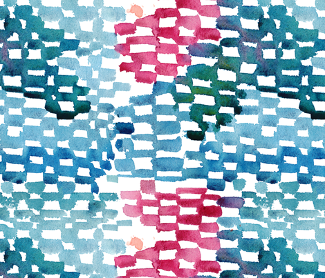 cestlaviv_bricks fabric by cest_la_viv on Spoonflower - custom fabric