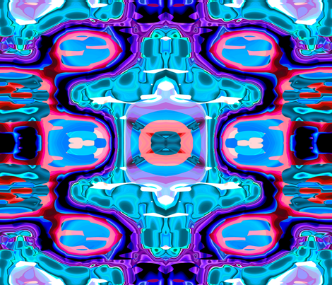 DesertCaveinHeat_B_21x18_CCW fabric by k_shaynejacobson on Spoonflower - custom fabric