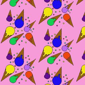 ColouredCones