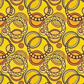 Yellow Circles Basic