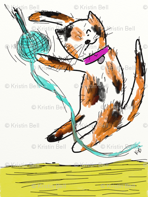 playing_kitty