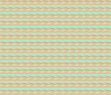 PAYSAGE 1 fabric by manureva on Spoonflower - custom fabric