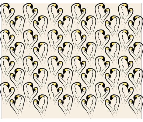 pinguinos fabric by mec on Spoonflower - custom fabric