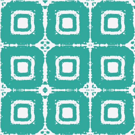 green_round_things fabric by sewbiznes on Spoonflower - custom fabric