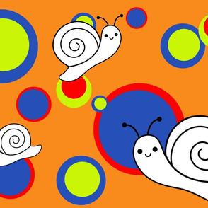 Ami's Snails