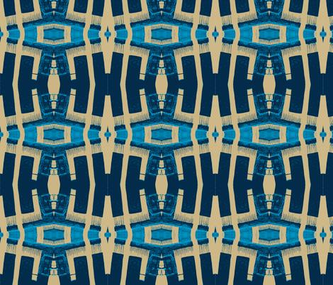 Round 2 -  Kayte 1 fabric by susaninparis on Spoonflower - custom fabric