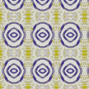 Purple Bullseye