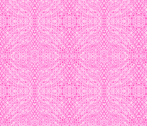 fishnets in pink fabric by jenr8 on Spoonflower - custom fabric