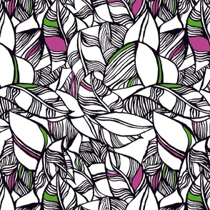 Leaves in color