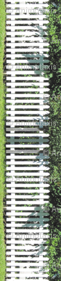 White Picket Fence, Border L