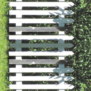 White Picket Fence, Border L