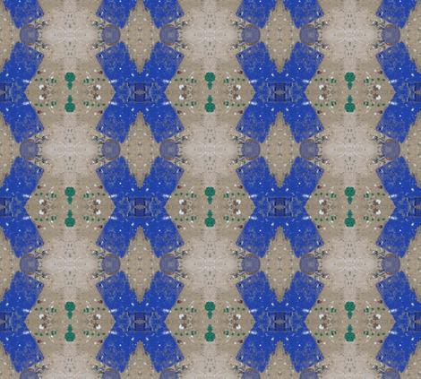Mughul Palace Wall fabric by susaninparis on Spoonflower - custom fabric