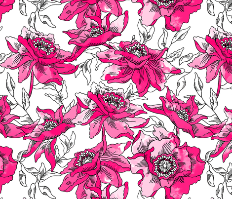boheme fabric by holli_zollinger on Spoonflower - custom fabric