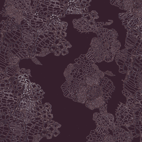 lace_tile fabric by katarina on Spoonflower - custom fabric