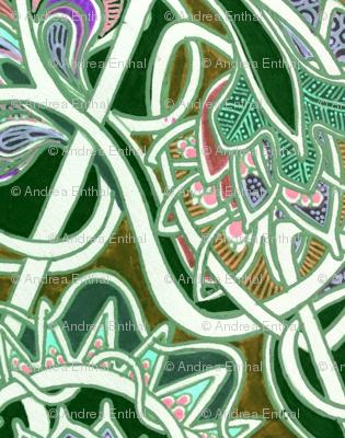 Entangled Green Tango