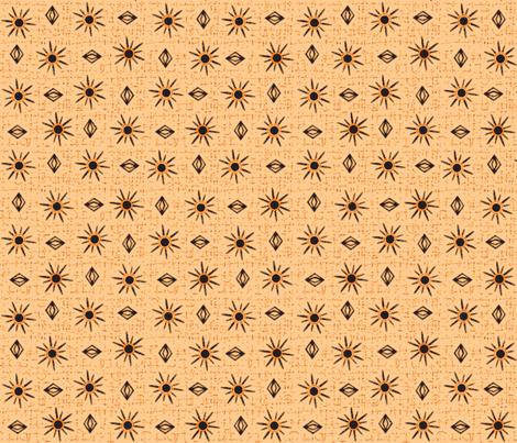 gypsy susan fabric by glimmericks on Spoonflower - custom fabric