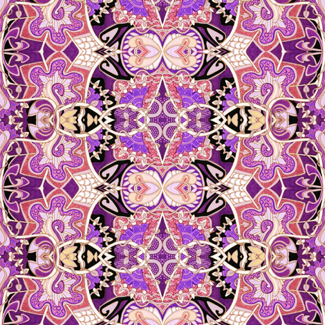 When I Become a Princess #2 of 3 fabric by edsel2084 on Spoonflower - custom fabric