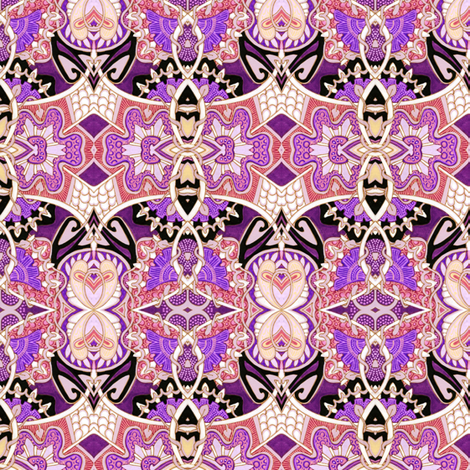 When I Become a Princess #3 of 3 fabric by edsel2084 on Spoonflower - custom fabric