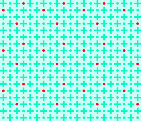 crossdot fabric by atate on Spoonflower - custom fabric