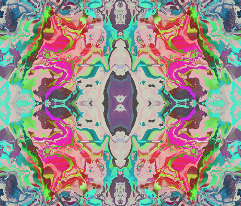 StrawberryShortDesert_A_FQ fabric by k_shaynejacobson on Spoonflower - custom fabric