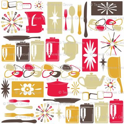 My_retro_kitchen