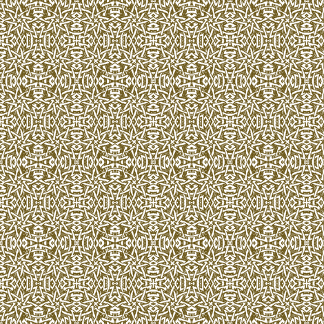 Granada Star_henna fabric by bee&lotus on Spoonflower - custom fabric