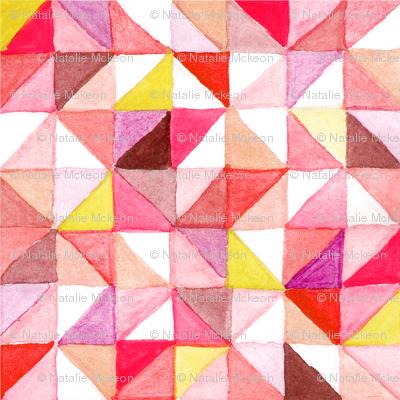 teeny triangles