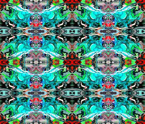 StrawberryShortDesert_B_QQ fabric by k_shaynejacobson on Spoonflower - custom fabric