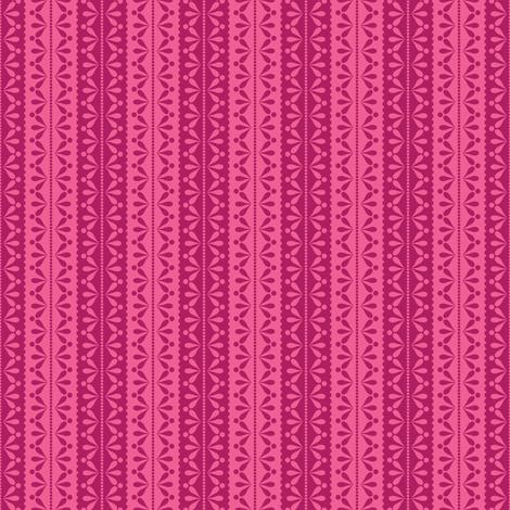 Stellar Stripes fabric by robyriker on Spoonflower - custom fabric