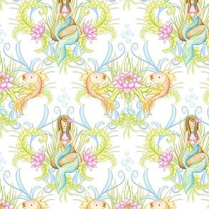 Fabric8 Mermaid Lagoon