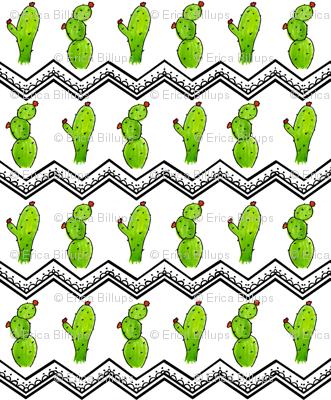 Cactus Chevron